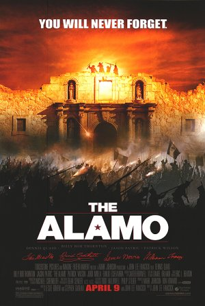 Alamo Double Sided Orig Movie Poster Double Sided 27X40
