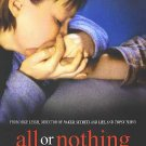 All Or Nothing Single Sided Original Movie poster 27x40