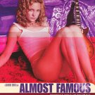 Almost Famous Intl Double Sided Original Movie Poster 27x40