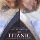 Titanic Version A Movie Poster Double Sided Original 27x40