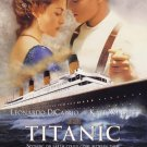 Titanic Version B Movie Poster Double Sided Original 27x40