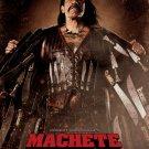 Machete Regular Original Movie Poster  Double Sided 27 X40