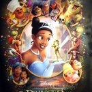 Princess and the Frog (International)  Original Movie Poster  Double Sided 27 X40