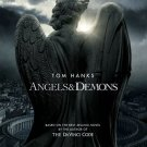 Angels and Demons Advance  Original Movie Poster Single Sided 27 X40