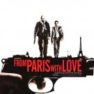 From Paris With Love Regular Original Movie Poster  Single Sided 27 X40
