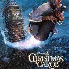 A Christmas Carol Regular Original Movie Poster  Double Sided 27 X40