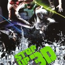 Step Up 3D (Green) Original Movie Poster  Single Sided 24 X36
