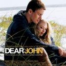 Dear John Original Movie Poster  Double Sided 27 X40