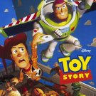 Toy Story Blue Original Movie Poster Single Sided 27x40