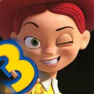 Toy Story 3 Jessie Original Movie Poster Double Sided 27x40