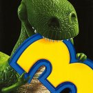 Toy Story 3 Rex Original Movie Poster Double Sided 27x40