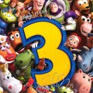 Toy Story 3 Version B Original Movie Poster Double Sided 27x40