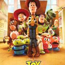 Toy Story 3 Version C Original Movie Poster Double Sided 27x40