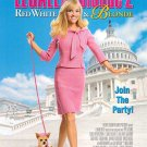 Legally Blonde 2 Original Movie Poster Double Sided 27x40