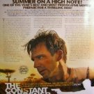 Constant Gardener Version B Original Movie Poster Double Sided 27 X40