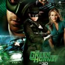 Green Hornet Version D Original Movie Poster  Double Sided 27 X40