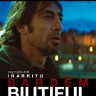 Biutiful Original Theatrical Movie Poster  Double Sided 27 X40
