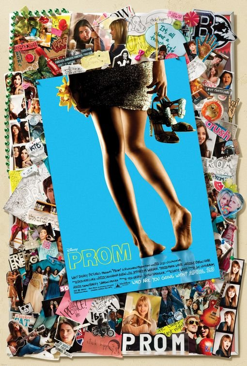 Prom Original Theatrical Movie Poster  Double Sided 27 X40
