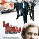 Kill The Irishman Original Movie Poster  Single Sided 27 X40