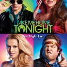Take Me Home Tonight Original Theatrical Movie Poster  Double Sided 27 X40
