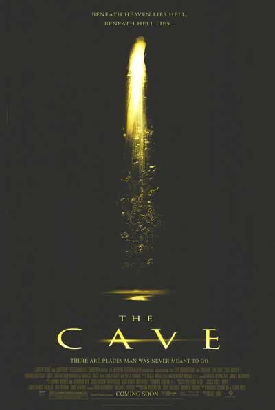 Cave Advance Original Movie Poster Single Sided 27x40