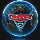Cars 2 Version A Original Movie Poster  Double Sided 27 X40