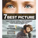 Atonement Original Movie Poster  Double Sided 27 X40