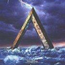 Atlantis :The Lost Empire Regular  Original Movie Poster  Double Sided 27 X40