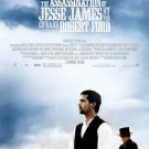 Assassination of Jesse James Double Sided Original Movie Poster 27x40