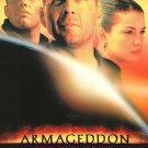 Armageddon International Original Movie Poster  Double Sided 27 X40