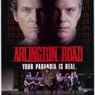 Arlington Road International Original Movie Poster  Double Sided 27 X40