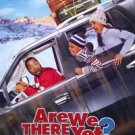 Are We There Yet International Original Movie Poster  Double Sided 27 X40