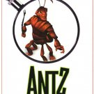 Antz General Original Movie Poster  Single Sided 27 X40