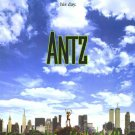 Antz New York Version Original Movie Poster  Double Sided 27 X40