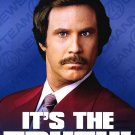 Anchorman  Original Movie Poster  Single Sided 24 x36