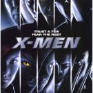 X-Men International Version C Original Movie Poster Double Sided 27x40