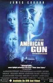 American Gun Dvd Poster Original Movie Poster Single Sided 27 X40