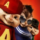 Alvin and the Chipmunks Squeakel Regular Original Movie Poster Double Sided 27 X40
