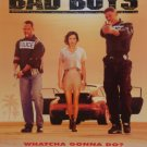 Bad Boys Video Poster Original Movie Poster Single Sided 27 X40