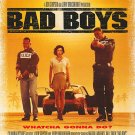 Bad Boys  Original Movie Poster Single Sided 27 X40