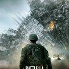 Battle LA Regular Original Movie Poster  Double Sided 27 X40