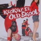 Kickin' It Old Skool Dvd Poster Original Movie Poster Single Sided 27x40