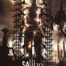 Saw 3D Regular Original Movie Poster  Double Sided 27 X40