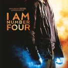 I Am Number Four Regular Original Movie Poster  Double Sided 27 X40