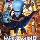 Megamind International Original Movie Poster  Double Sided 27 X40