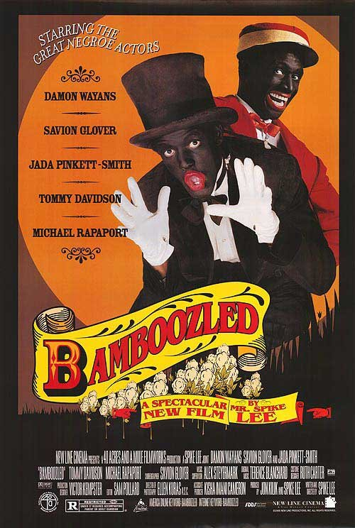 Bamboozled Original Movie Poster Single Sided 27x40