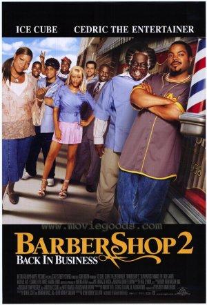 Barbershop 2 Original Movie Poster Single Sided 27x40