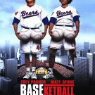 Baseketball Original Movie Poster Double Sided 27x40