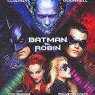 Batman & Robin Original Movie Poster Single Sided 27x40