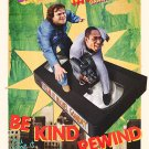 Be Kind Rewind Single Sided Original Movie Poster 27x40